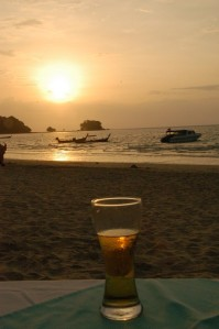 Happy Hour on the Andaman Sea