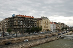 More random buildings on the Danube.