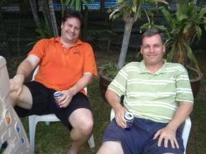 Beer, always better with friends!