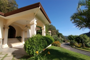 Our fabulous house in Boquete