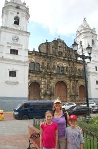 The main church is Casco Viejo