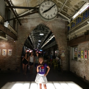 Fun stores and tasty restaurants in Chelsea Market